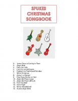 2017 Christmas Songbook