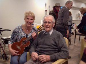 Karen Doyle at Ti Tree Lodge Aged Care
