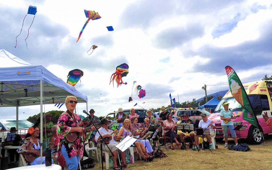 Rosebud Kite Festival. How far we've come.